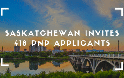 Express Entry Draw – Saskatchewan Invites 418 PNP Applicants