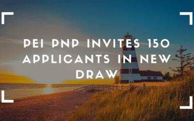 Canada Visa News – PEI PNP Invites 150 Applicants In New Draw